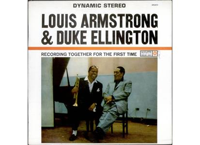 0190295961381 Warner  Louis Armstrong & Duke Ellington Together For the First Time (LP)